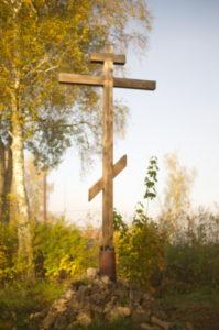 Поклонный Крест в Каргашино